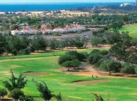 Привлекательный участок рядом с полем для гольфа